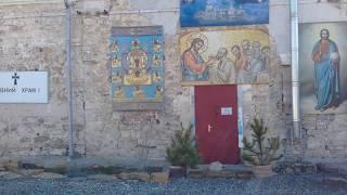 Действующий древний Храм первого века в Крыму!!!