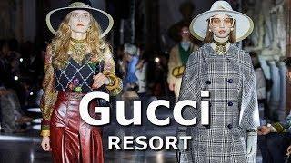 Gucci модный круиз 2020 / Мода в Риме -Мир прошлого-