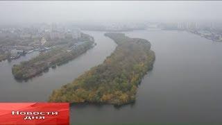 В Москве решают судьбу бобрового острова|Новости