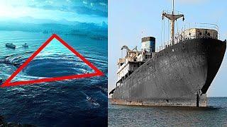 Бермудский Треугольник Вернул Корабль, Который Пропал 90 Лет Назад