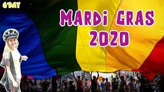 Марди Гра в Сиднее. Sydney Gay and Lesbian Mardi Gras Parade 2020