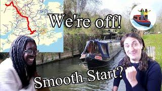 Preparing and Starting Our International Narrowboat Journey! - Life On The Canal - 250+ Miles 2021