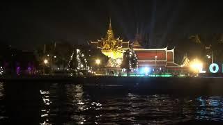 Таиланд  Часть 50  Круиз по реке Чао Прайя 1