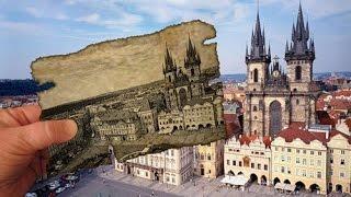 Путешествие в Европу. Часть 1 - экскурсионные туры в Чехию.