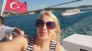 Istanbul/Путешествие на Корабле по босфору ⛵