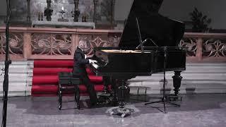 Elisey Mysin  Solo concert  P. I. Tchaikovsky Waltz in F Sharp Minor op.40 n.9/part 2