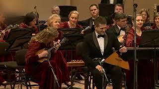 Ekaterina Mochalova. N. Paganini «Carnaval in Venice». Сonductor - Vladimir Andropov.