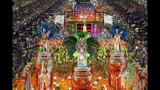 Карнавал в Рио / Rio Carnaval National Geographic