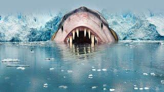 Самые Пугающие Существа, Найденные в Антарктиде