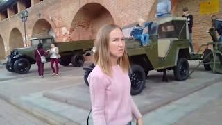 Мгновения речного круиза из Казани в Нижний Новгород