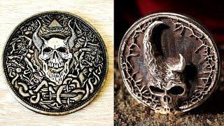 Самые Загадочные Монеты, Которые Были Обнаружены Недавно