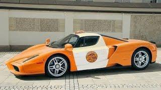 Элитный бизнес: самые дорогие и роскошные в мире такси из разных стран мира
