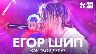 Егор Шип - Как твои дела /// ЖАРА LITE