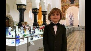 "Elisey Mysin F.Chopen ""Valse"" op. 64 №1 St. George's Cathedral (Goose-Crystal) 2019"