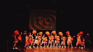 Номер Карнавал, школа танца Exclusive