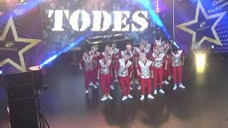 Шоу-Балет Тодес(EuropaPlusTV,Hit Non Stop Show,ТРЦ Европейский,1.11.19)