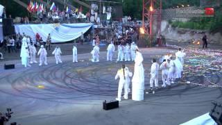 Открытие IV Московский международный фестиваль уличных театров «Вселенский Карнавал Огня»