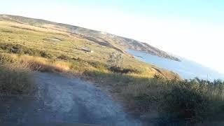Барзовка  Дорога к морю и обратно