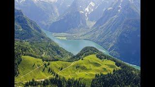 Самые красивые места планеты(Альпы)4К The most beautiful places on the planet (Alps).4К.
