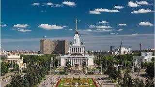 Необычные места для прогулок в Москве