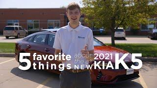 The 2021 Kia K5