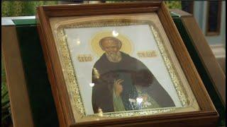 В Югорске почтили память преподобного Сергия Радонежского