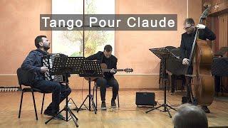 Tango Pour Claude - Richard Galliano ACCORDION Jazz Trio Sayenko Саєнко Саенко баян accordeon bajan
