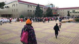 #ГЕЛЕНДЖИК. Погода 28.12.2019г. НОВОГОДНИЙ КАРНАВАЛ