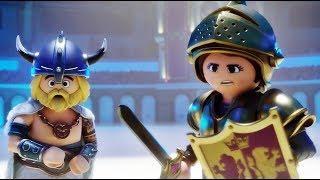 Playmobil фильм: Через вселенные  Playmobil: The Movie, 2019 / Мультфильм / Русский трейлер #3