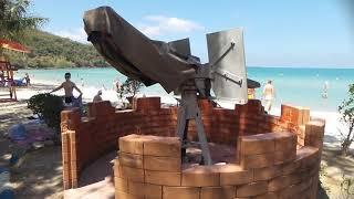 ТАЙЛАНД. Паттайя. Военный пляж. Sai Kaew Beach.