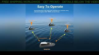 ☀️ PROMO New updation GPS Fishing Bait Boat 2BG With 20A or 36A Battery GPS Position Fish Finder bo