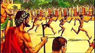 История Олимпийских игр История 5 класс Древняя Греция
