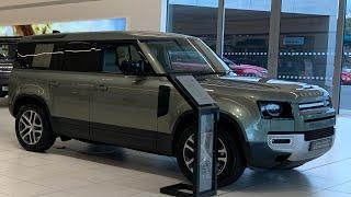 New Land Rover Defender Visits Kentdale Land Rover