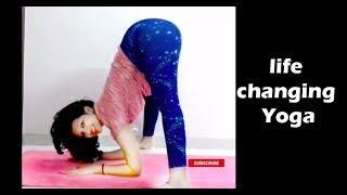 Amazing yoga fitness in the world Удивительный фитнес йоги в мире Amazing Video in The World You Nee