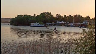 День реки - Волги в России! Наша Волга! Дача! Сюрприз! Volga river day! #Russia #Волга #весна #дача