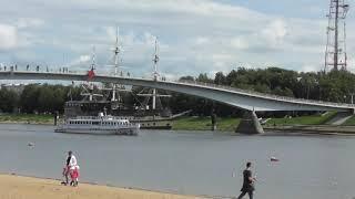 Речной круиз на теплоходе Вече, Россия, Великий Новгород