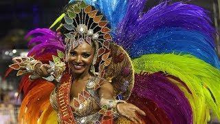 Города мира. Карнавал в Рио-де-Жанейро #johnny kirillov