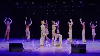 Отчетный концерт 2021 Школа современного танца «Дуэт»