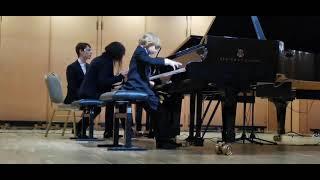 Elisey Mysin W.Mozart Piano Concerto No.17 part3 2019
