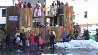 Развлекательное карнавальное шествие. 3/4  Fasching - HELAU