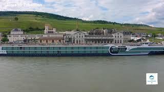 Avalon Waterways River Cruise Ship Tour . DiamondInCruises.