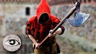 Самые неприятные средневековые профессии.