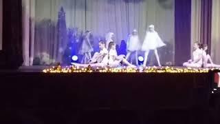 Белые снежинки Алиса Кожикина / cover музыкальный и танцевальный коллектив Зарята-карамель