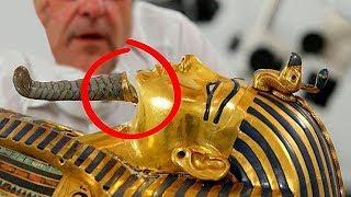 10 Бесценных Артефактов, Которые Были Случайно Разрушены