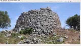 Древние заборы толщиной в два, три метра  Остовы кораблей