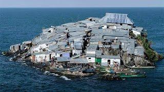 Четыре публичных дома и ни одной больницы! Как живут на самом густонаселённом острове Африки