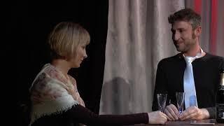 Спектакль испанского театра ЕТС из провинции Marina Alta по рассказу И. Бунина «В Париже».