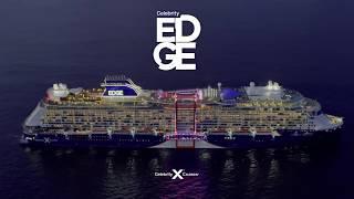 Celebrity Edge Hyperlapse Ship Tour. Шикарные круизы на роскошных лайнерах Селебрити.