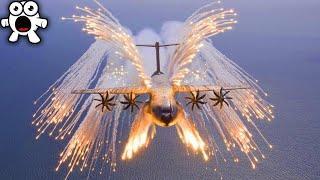 Удивительные Военные Технологии