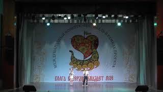 """Дуэт Оладышкина Оля и Волков Макар. Песня """"До чего дошел прогресс"""" 2021 год"""